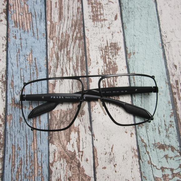 2dda13558b5 Frame only Prada SPS 53O Sunglasses Italy OLL407